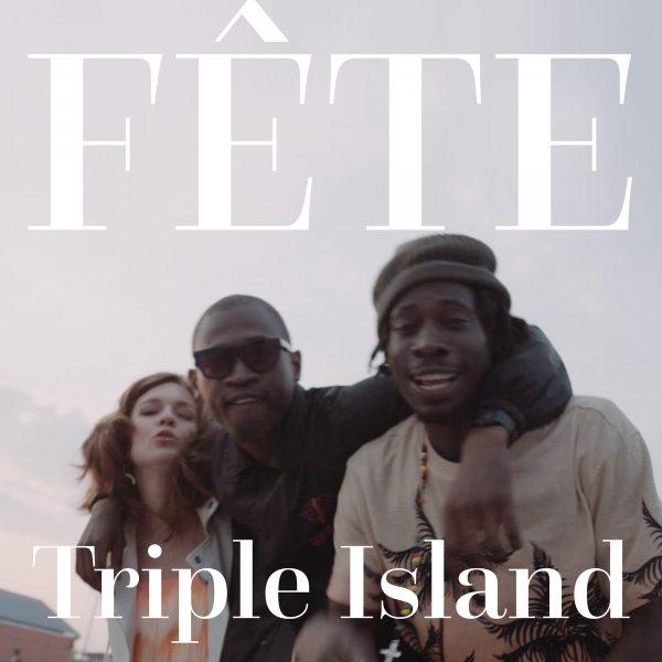 Fête single cover art